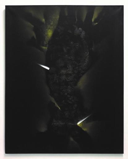 Jean TRIFFEZ - Pittura - Tues par leur propre epee