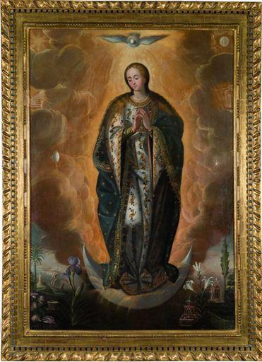 Fray Juan SANCHEZ COTAN - Pintura - INMACULADA