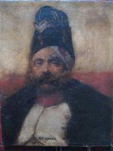 Marie Edmond HONER - Pintura - LE GROGNARD