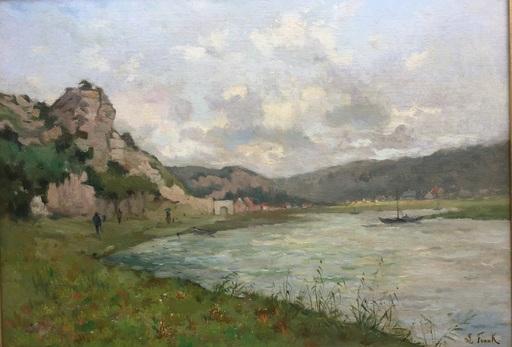 Lucien FRANK - 绘画