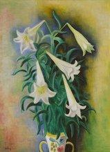 Moïse KISLING - Painting - Lys