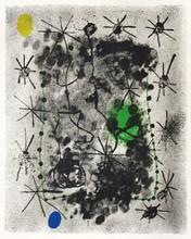 胡安·米罗 - 版画 - Constellations