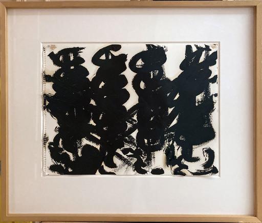 简尼思•库耐利斯 - 绘画 - Untitled