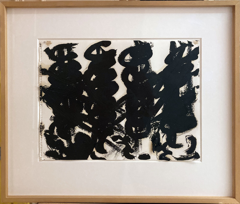 Jannis KOUNELLIS - Painting - Untitled
