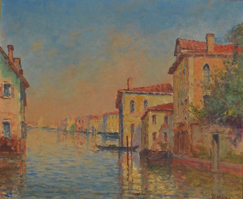 Boris B. MAJOR - Painting