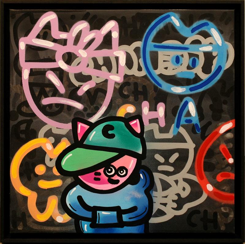 CHANOIR - Pintura - Cha Rules