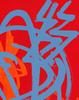 DI SUVERO Mark - 版画 - Magnetic Borealis (lithograph)