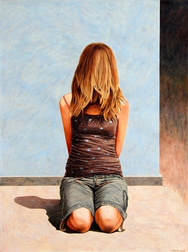Erlend STEINER LOVISA - Pintura - Floor 1 (Cat N° 2725)
