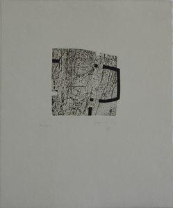 爱德华多•奇利达 - 版画 - Clara Janés: la indetenible quietud,IV