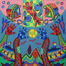 Michael JANSEN - Pintura - Quartett