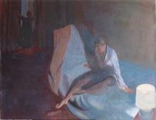 Philippe LELIEVRE (1929-1975) - le lever