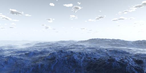 Giacomo COSTA - Fotografia - Landscape (Blue)