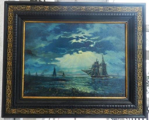 Josef SVOBODA - Painting - Sea