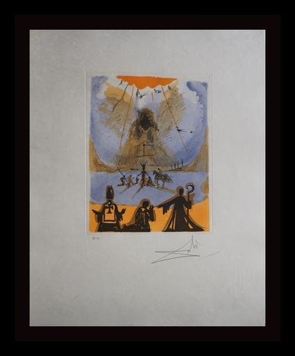 萨尔瓦多·达利 - 版画 - La Vida es Sueno Apotheose