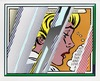 Roy LICHTENSTEIN (1923-1997) - Reflections on Girl