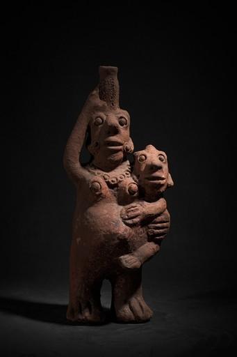 Seni Awa CAMARA - Sculpture-Volume - Carrier