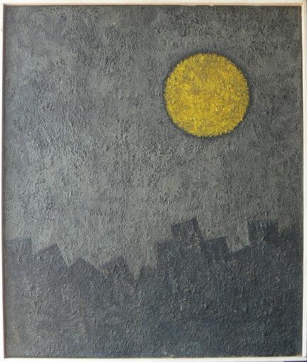 Jean LEPPIEN - Painting - JL/58 CX
