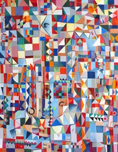 Jérémie IORDANOFF - Painting - Les Arènes