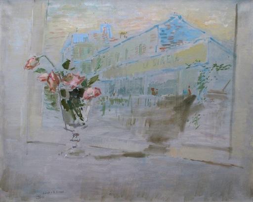Ramón GAYA - Gemälde - Homenaje a la sirene