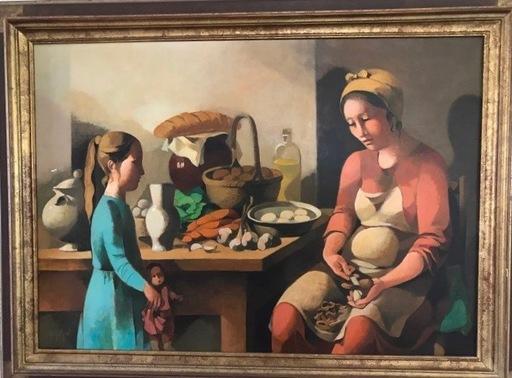 Manolo RUIZ PIPO - Peinture