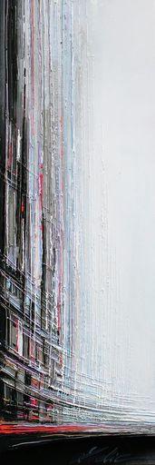 Leslie BERTHET LAVAL - Peinture - N°28 - Cité Urbaine