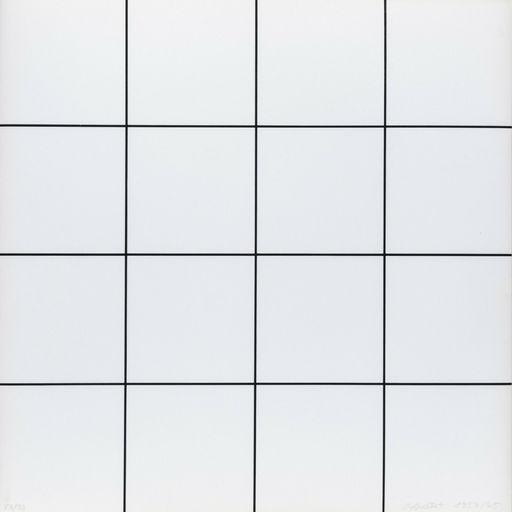 François MORELLET - Druckgrafik-Multiple - Tavola 2