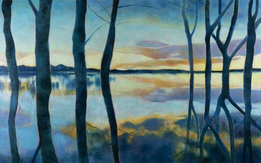 Marie-Pierre AUTONNE - Peinture - L'Envers du Crépuscule