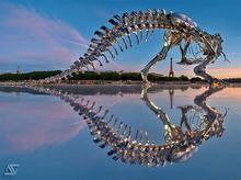 Philippe PASQUA - Sculpture-Volume - sculpture