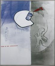 Martin KIPPENBERGER - Print-Multiple - Nieder mit dem Imperialismus