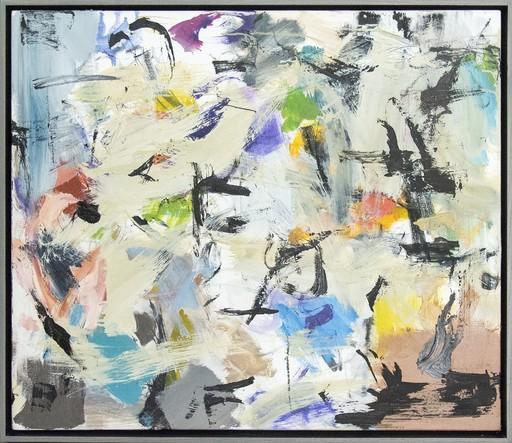 Scott PATTINSON - Painting - Ouvert No 40