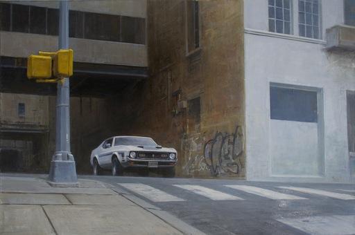 Alexey ALPATOV - Painting - GTA #1