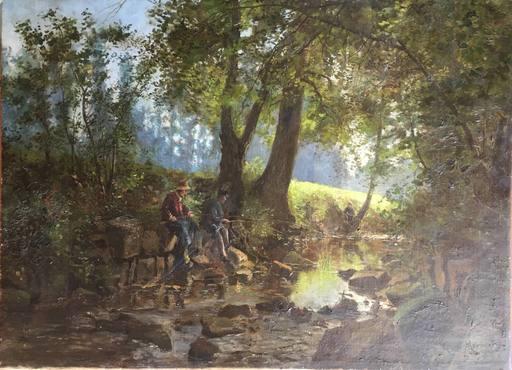 Ernest MARINIER - 绘画