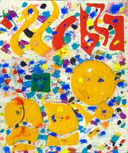 Sam FRANCIS - Estampe-Multiple - Untitled (SFM82-091)