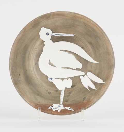 Pablo PICASSO - Ceramic - Oiseau no.82