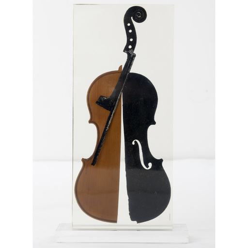 Fernandez ARMAN - Sculpture-Volume - Le dos de Valentine