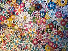 Takashi MURAKAMI (1962) - When I close my eyes, I see Shangri-La