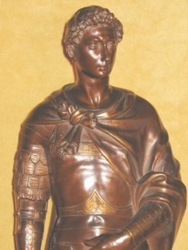 DONATELLO - Escultura - Saint Georges