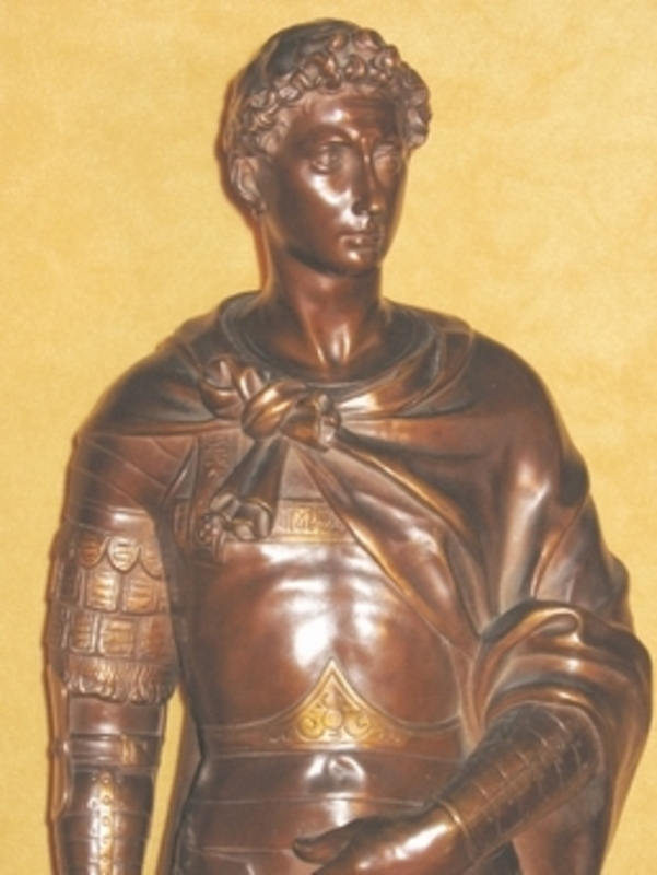 DONATELLO - Escultura - Saint Georges