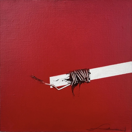 Emilio SCANAVINO - Gemälde - La porzione
