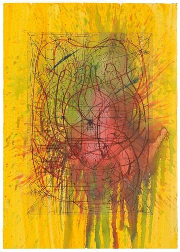 Hermann NITSCH - Print-Multiple - Ohne Titel,