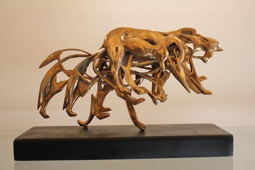 Fernandez ARMAN - Escultura - PANTHERE