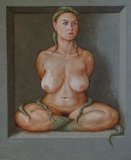 Tobias HARRISON - 绘画 - Melusine