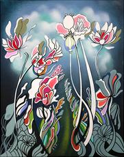 ANTHEA MISSY - Peinture - Chasing Dreams