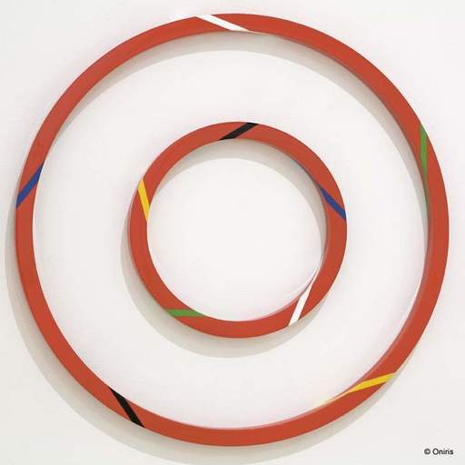 Gerhard DOEHLER - Sculpture-Volume - Cercles