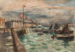 Konstantin A. KOROVIN, The Harbour