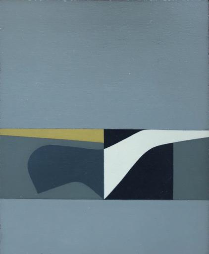 Arturo BONFANTI - Gemälde - Comp.296, 1967