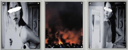 Klaus FABRICIUS - Fotografia - Time Line II / Triptychon