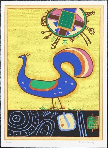 Martin BRADLEY - Print-Multiple - Morning Cockerel