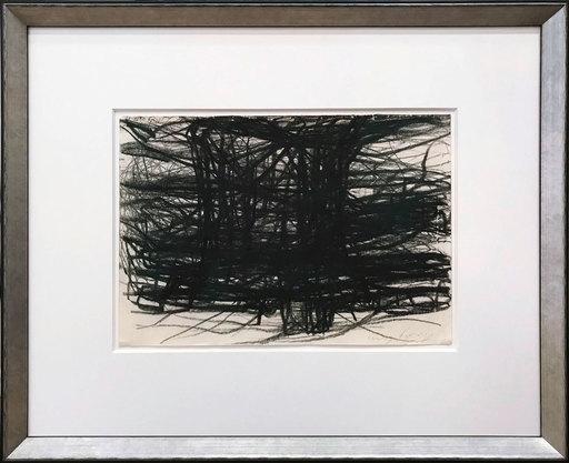 Max UHLIG - Dibujo Acuarela - Thames London (Themse) II