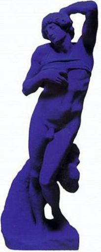 Yves KLEIN - Print-Multiple - L 'Esclave mourant